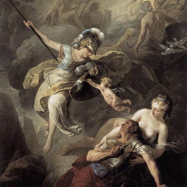 Prossource | Coaching & Consulting – das Nachdenkerle zum Thema Ares als Archetyp des Kriegers